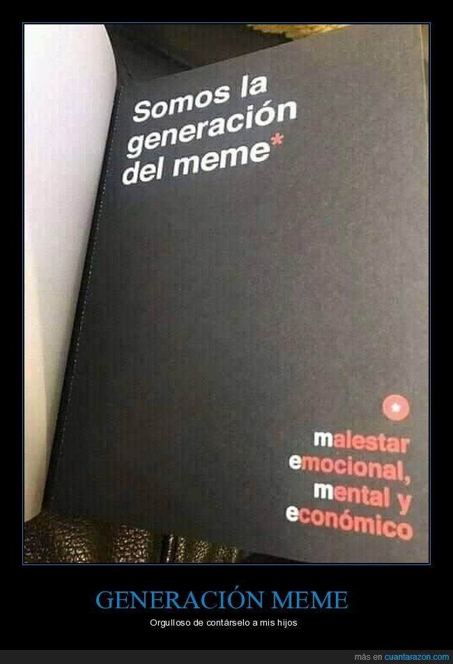 generación,meme,siglas