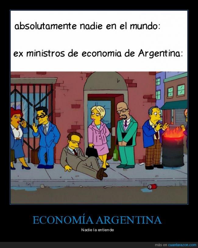 argentina,economía,ex ministros