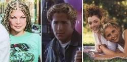 Enlace a Famosos que fueron víctimas de los peinados de los 90s