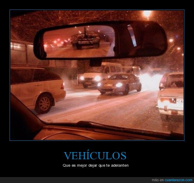 coche,retrovisor,tanque,wtf