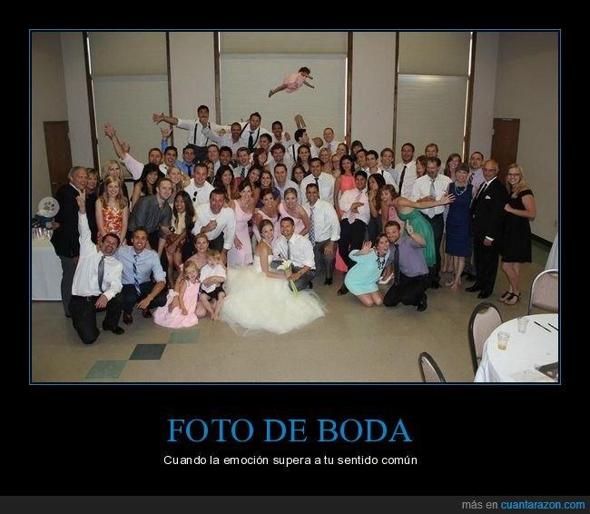 bebé,boda,foto,lanzando,wtf