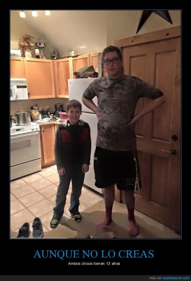 13 años,adolescencia,pubertad