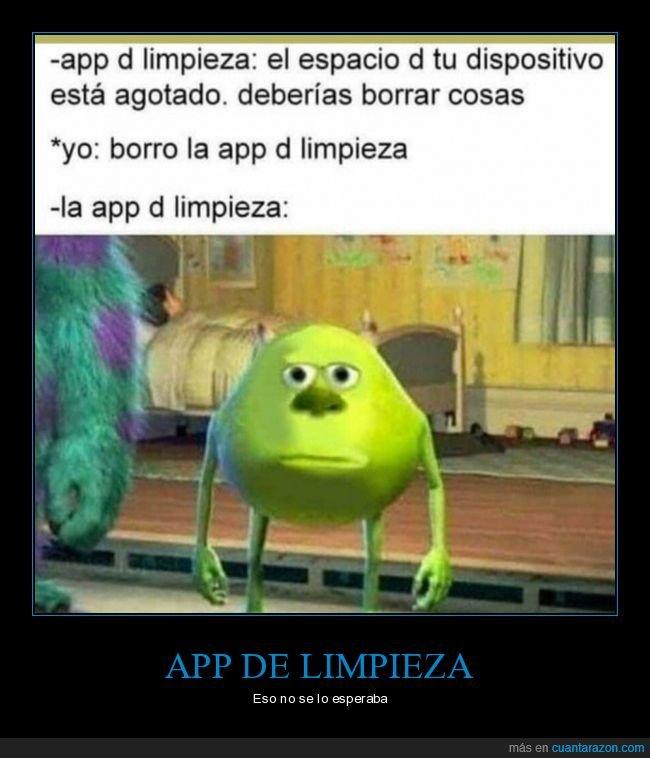 app,app de limpieza,borrar,espacio,móvil