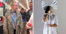 Enlace a Esta mujer pagó la compra de todo el mundo en Walmart, afirmando haber ganado la lotería, y resultó ser Sia