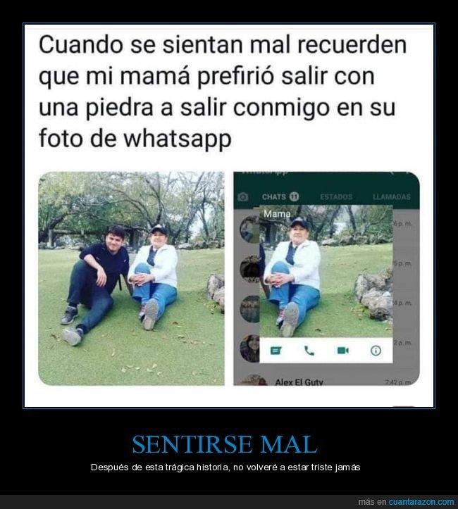foto,madre,piedra,whatsapp