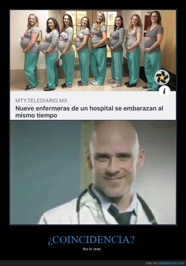embarazadas,enfermeras,hospital