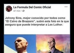 Enlace a El Lex Luthor que merecemos