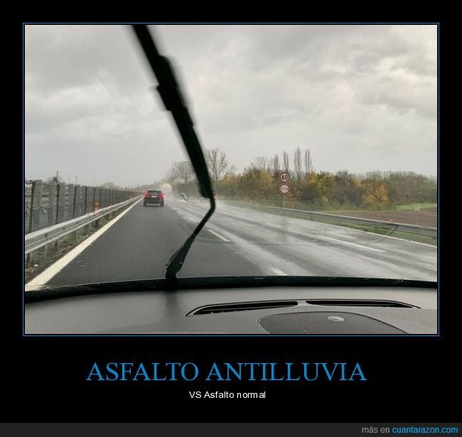 antilluvia,asfalto,lluvia