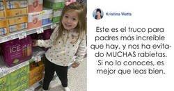 Enlace a Esta madre comparte un truco navideño para que los niños dejen de pedir juguetes sin parar en las tiendas