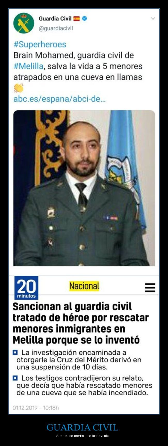 guardia civil,invent,inventar,salvar