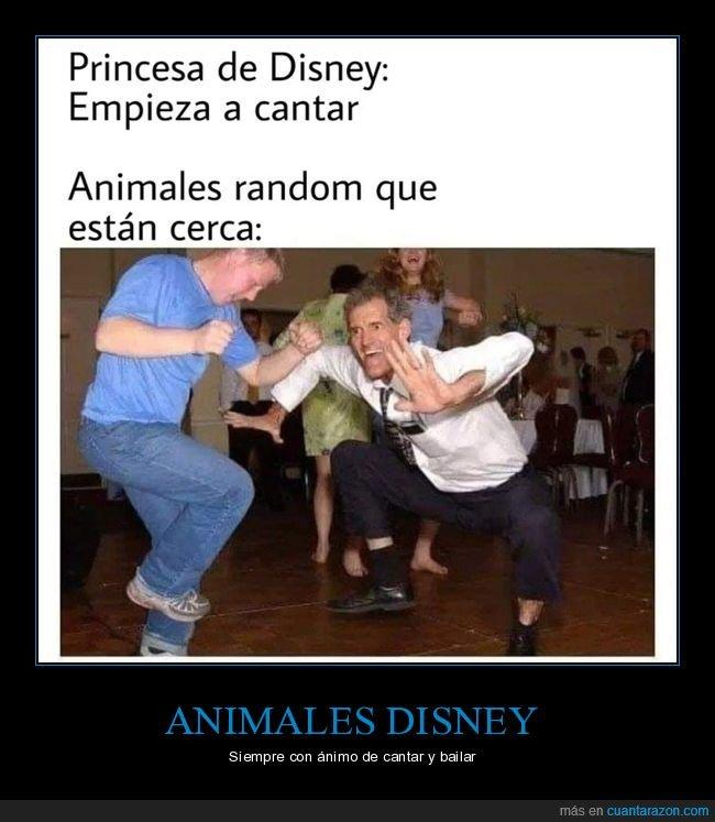 animales,cantar,disney,princesa