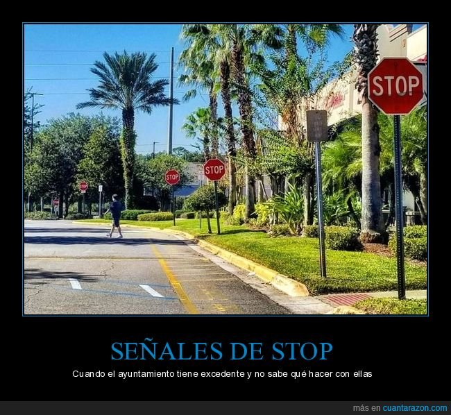 señales,stop,wtf