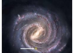Enlace a Fotos que te ayudarán a entender el lugar de la Tierra en el universo