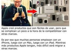 Enlace a Trucos que Apple usa para que la gente sea fiel a la marca
