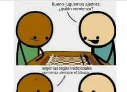 Enlace a Las reglas del ajedrez
