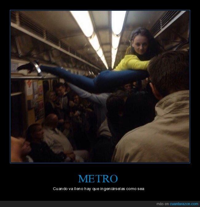 metro,postura,wtf