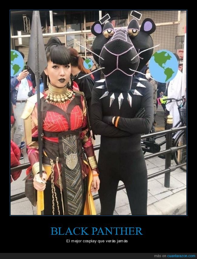 black panther,cosplay,pantera rosa