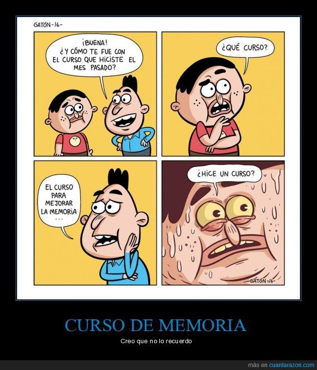 curso,memoria