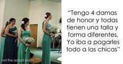 Enlace a Esta novia cuenta cómo su dama de honor se enfadó con ella al negarse a pagarle unos zapatos carísimos para la boda