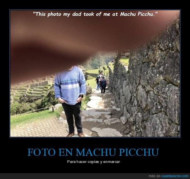 fail,foto,machu picchu