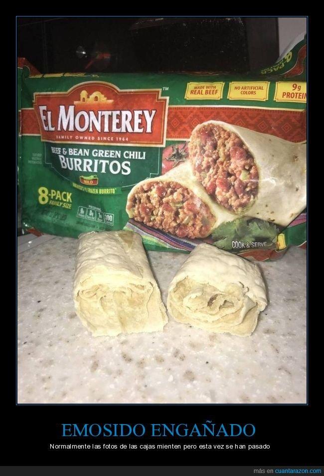 burritos,carne,fails