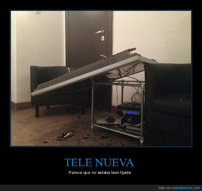 fails,televisión