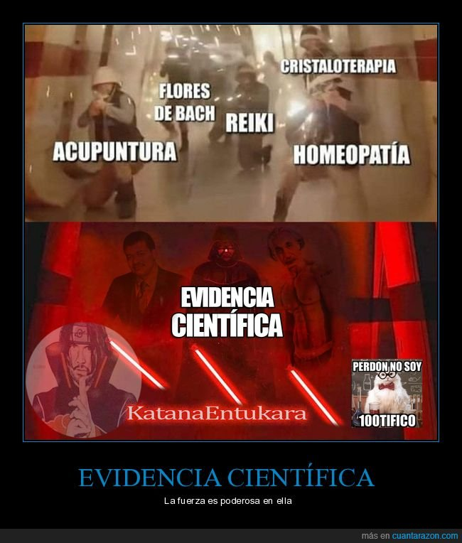ciencia,pseudociencias,star wars