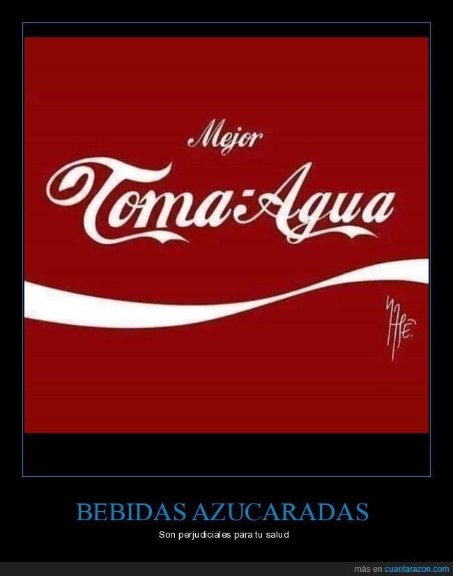 agua,azúcar,beber,bebidas