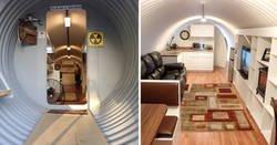 Enlace a Así es por dentro el Hillside Retreat, el refugio antibombas más lujoso del mundo