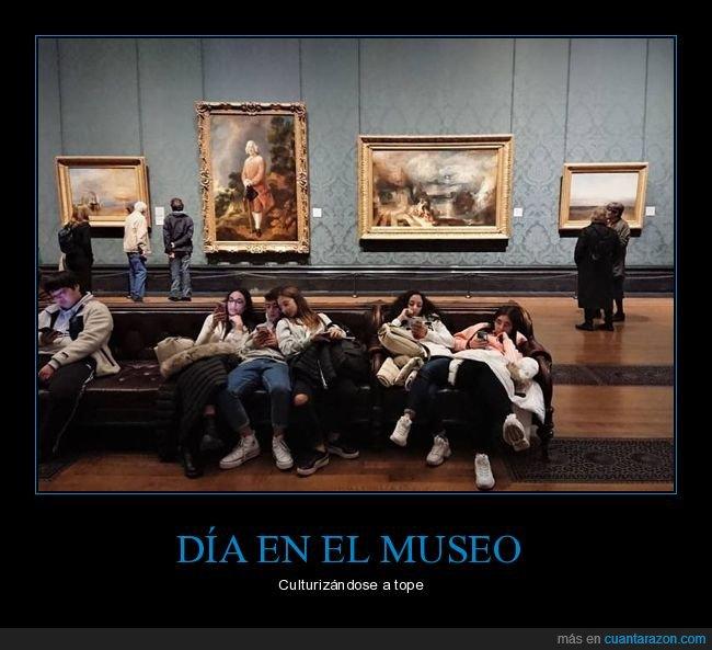 móviles,museo