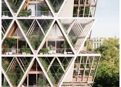 Enlace a Así es el rascacielos verde donde los inquilinos tienen una granja y productos frescos sin ir al supermercado
