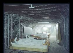 Enlace a Antigua mina de sal reconvertida en sanatorio para asmáticos