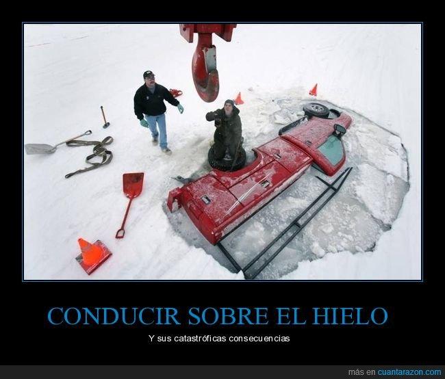 camioneta,fails,hielo
