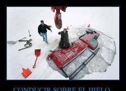 Enlace a Rescate en el hielo