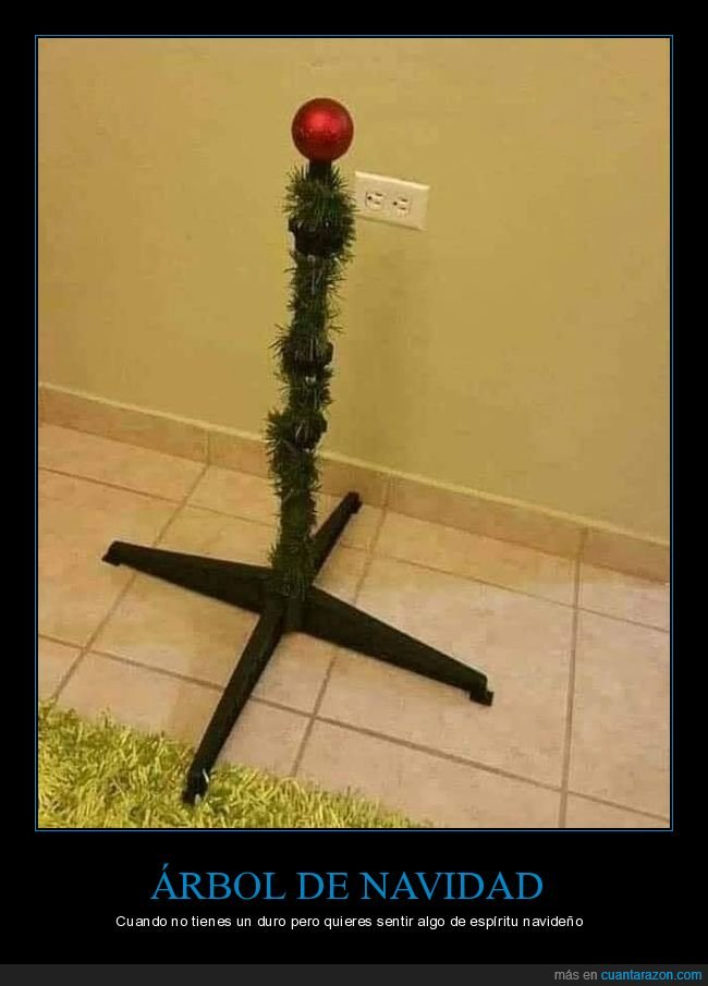 árbol de navidad,cutre,pobre