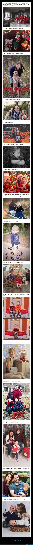 familias,fotos,navidad