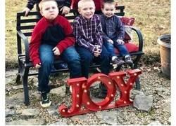 Enlace a Familias que merecen un premio por sus fotos de Navidad