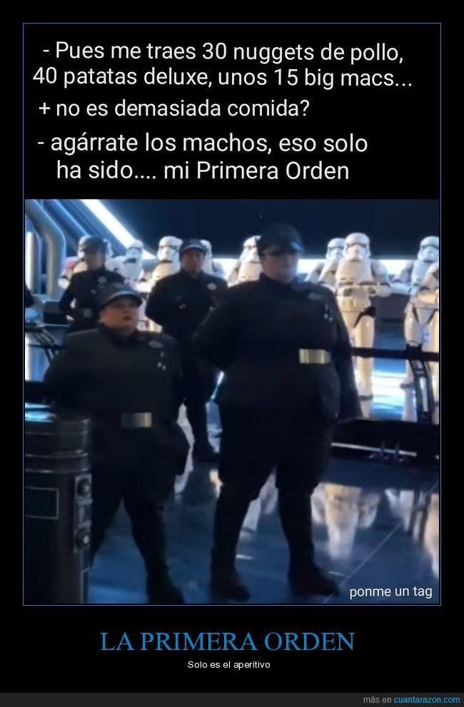 primera orden,star wars