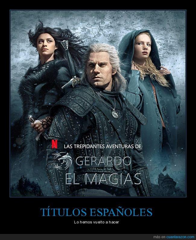 gerardo el magias,the witcher