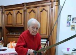 Enlace a Abuela ninja