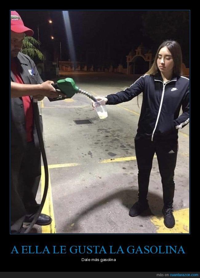 gasolina,vaso,wtf