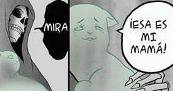 Enlace a La artista responsable de hacernos llorar con el cómic del gato negro ha lanzado la secuela