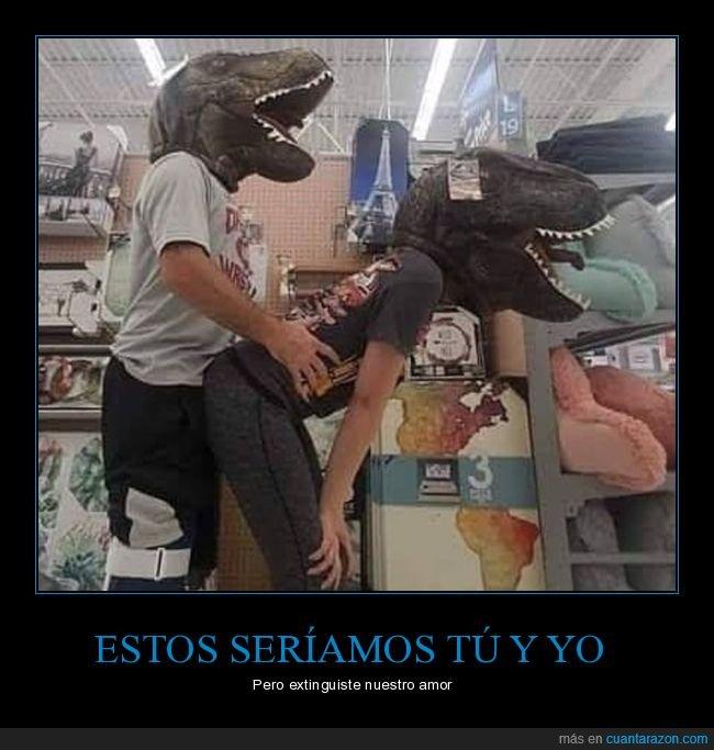 amor,dinosaurios,extinguir,nosotros