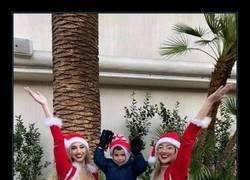 Enlace a Navidad en Las Vegas