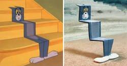 Enlace a Este artista japonés convierte los momentos más desafortunados de Tom y Jerry en esculturas, y el resultado es muy gracioso