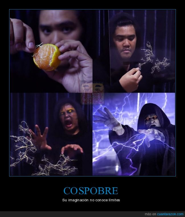 cospobre,emperador,star wars