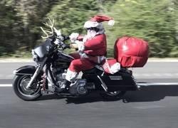Enlace a Santa motorizado