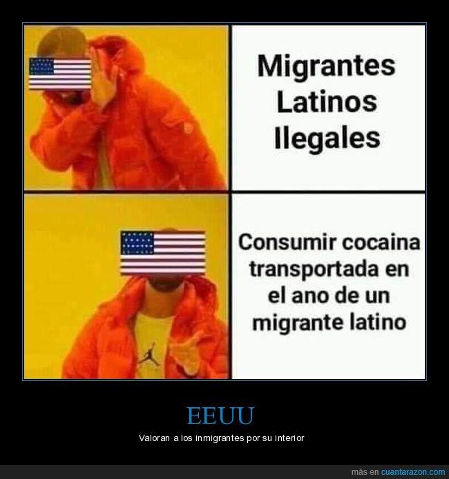 drake,droga,eeuu,inmigrantes,latinos