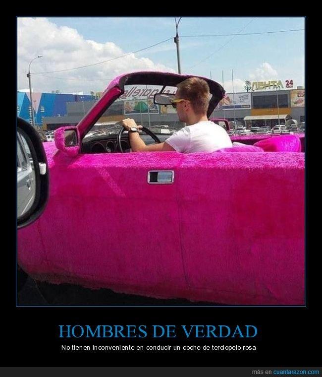 coche,rosa,wtf