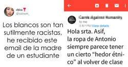 """Enlace a Esta profesora de cello recibió un email racista de la madre de un estudiante y respondió explicando el """"hedor étnico"""" de su hijo"""